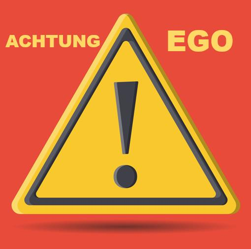 achtung ego